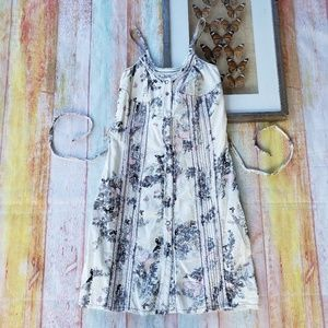 NWT Miss Me Butterfly Embroidered Sun Dress S